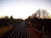 West Byfleet Train Station