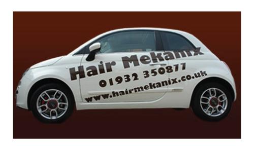 In the spotlight: Hair Mekanix